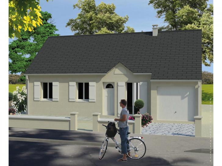 Modèle de maison LA BRUYERE : Vignette 1