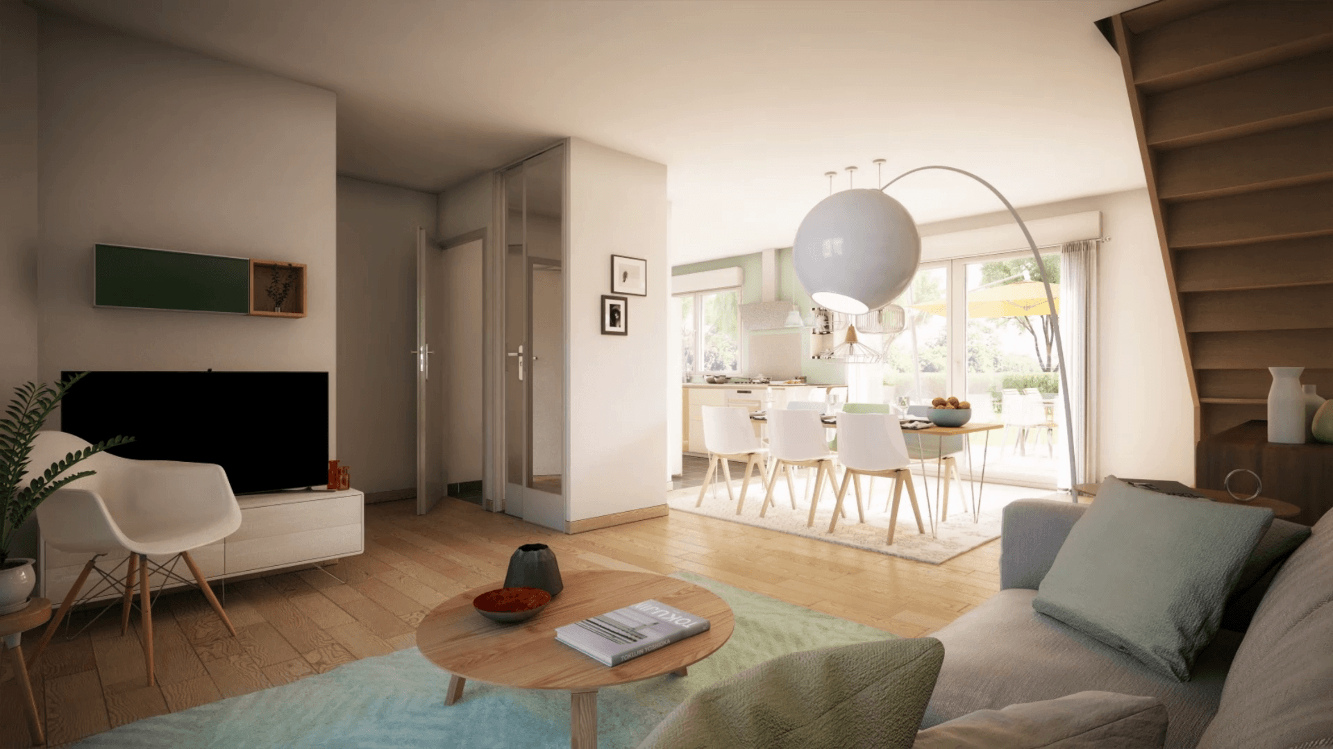 Votre maison + terrain à Chartres  - 28000