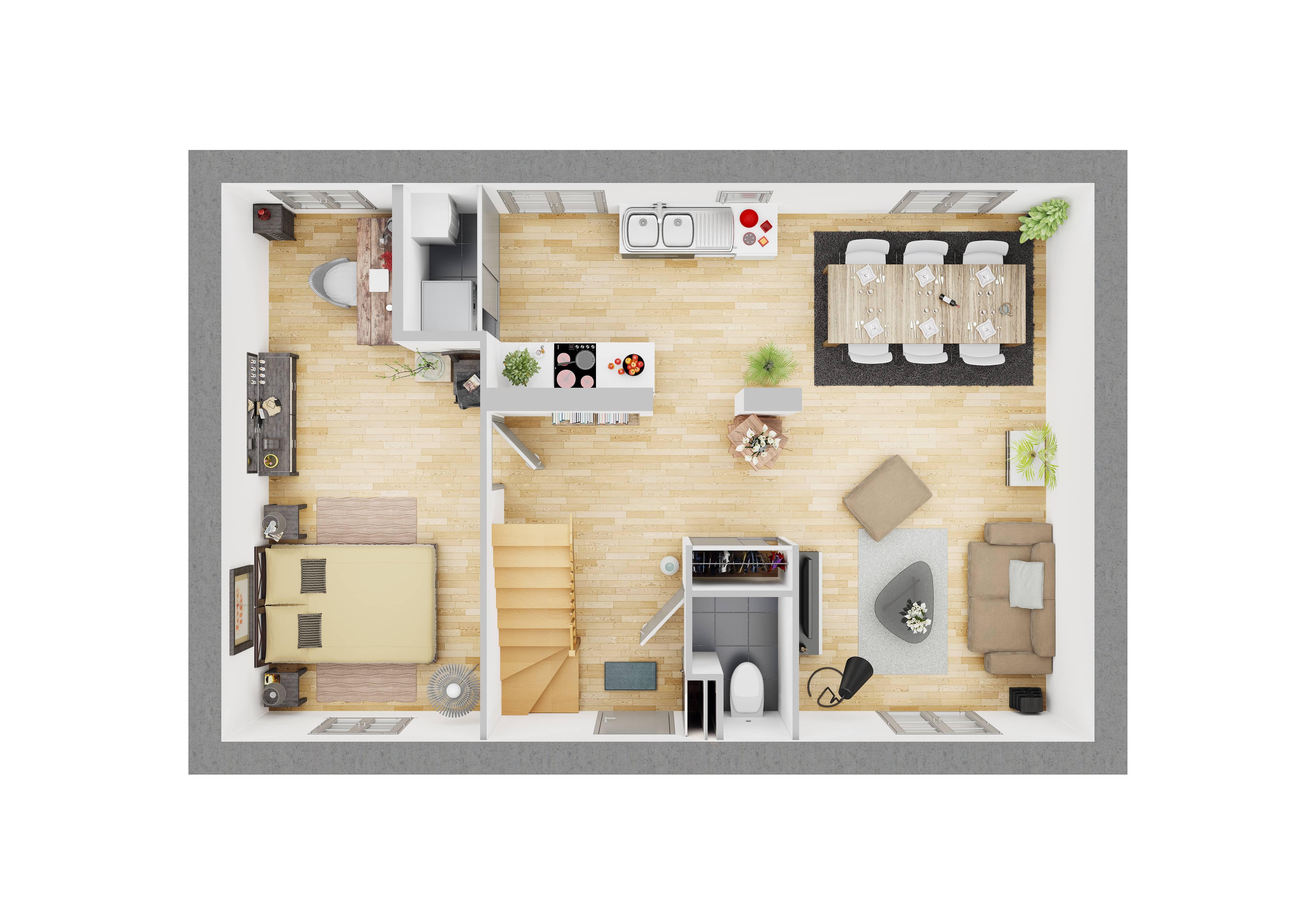 Votre maison + terrain à Rubelles  - 77950