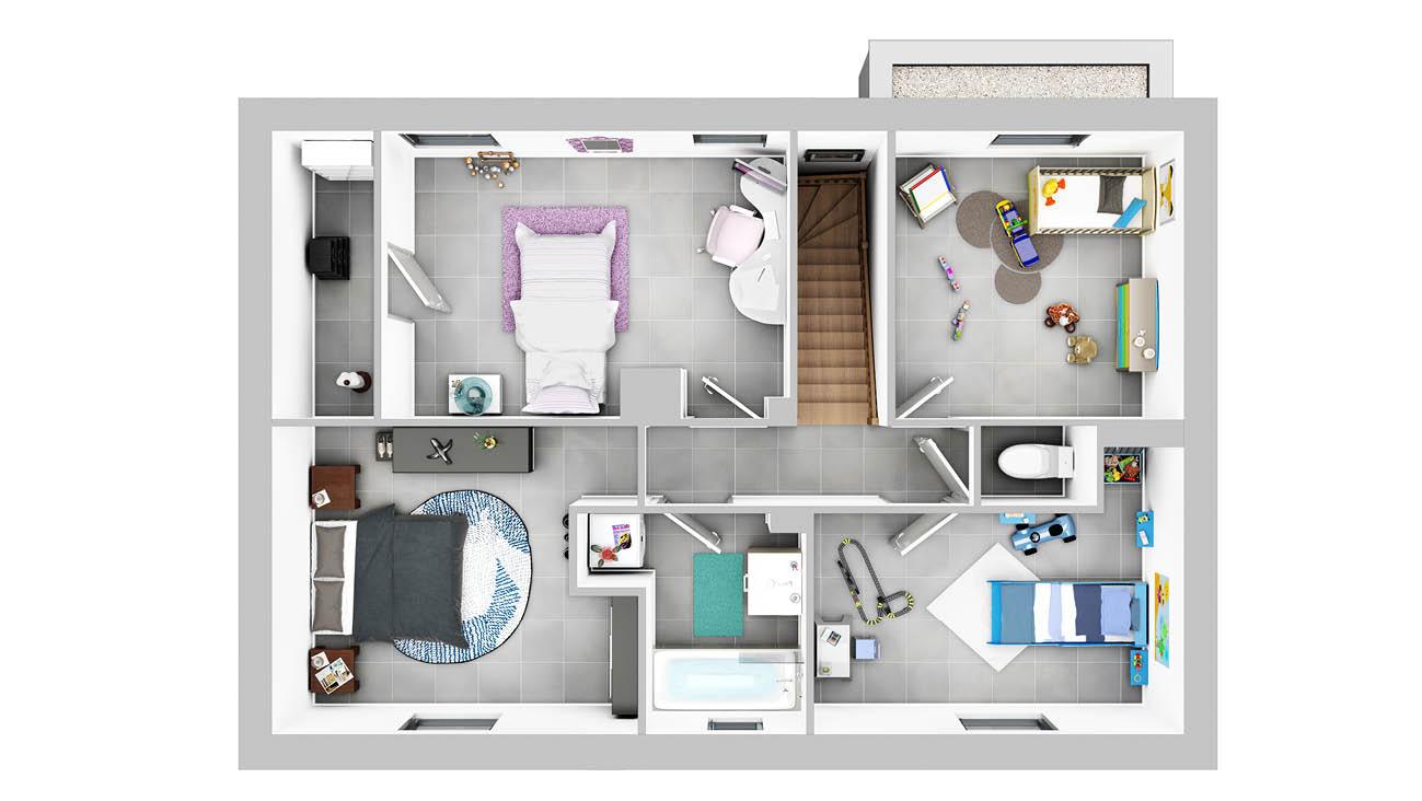 Programme immobilier neuf Maison à Nanteuil les Meaux