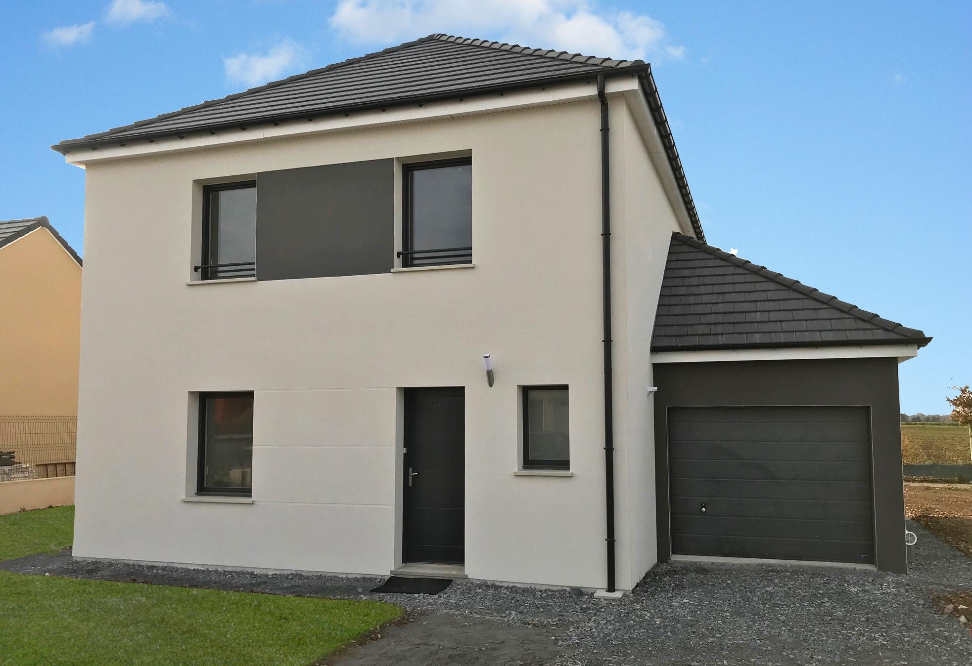 Programme immobilier neuf Maison à Fontenay le Marmion