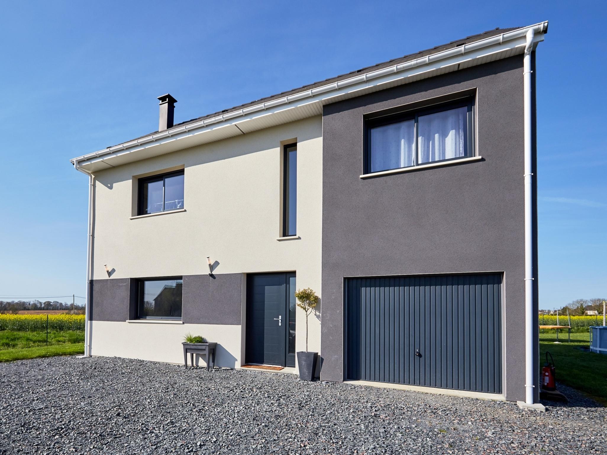 Votre maison + terrain à Drucourt  - 27230