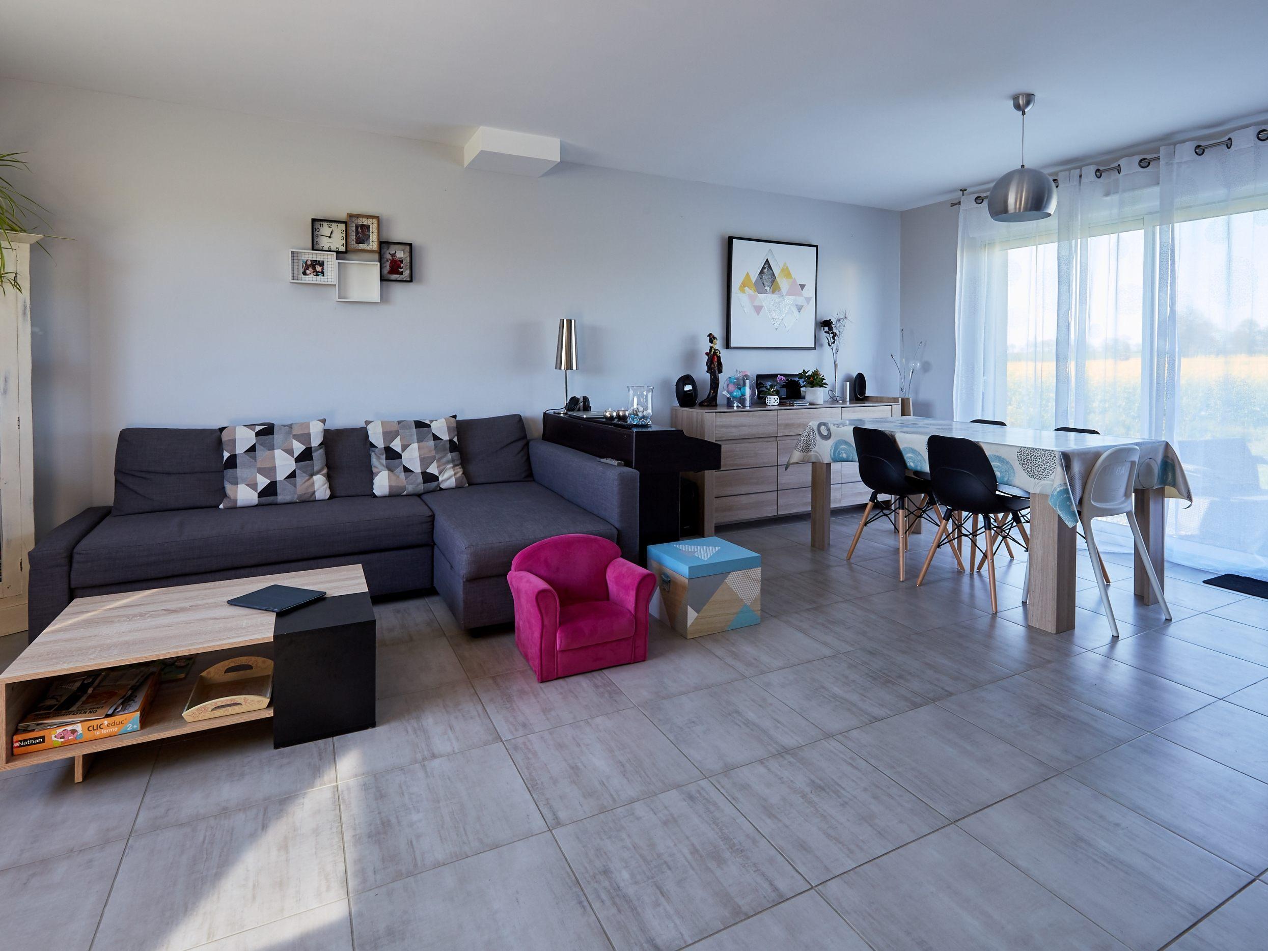 Votre maison + terrain à Saint-Pierre-de-Manneville  - 76113