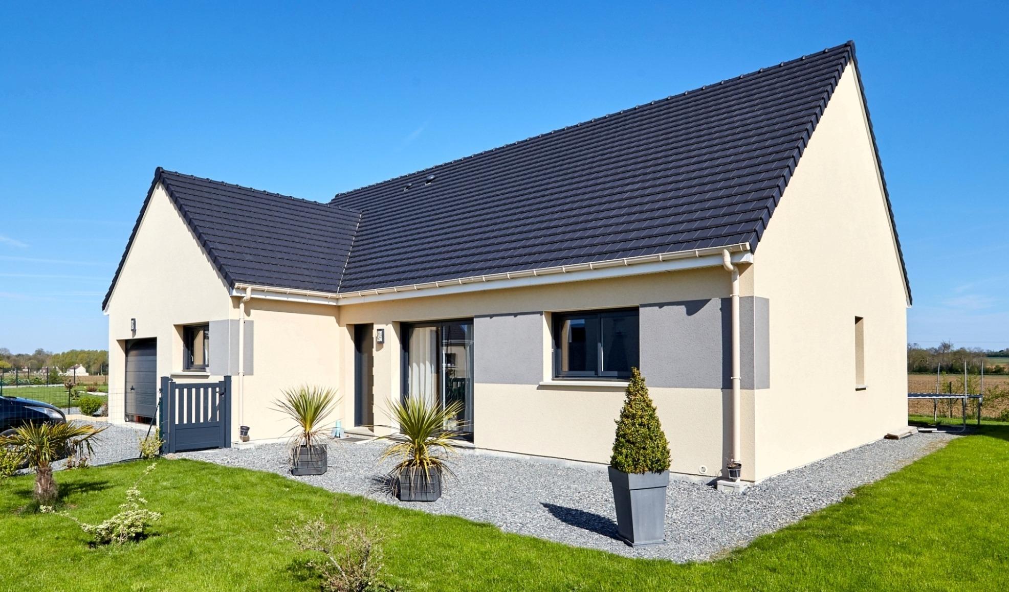 Votre maison + terrain à Saint-Denis-le-Thiboult  - 76116