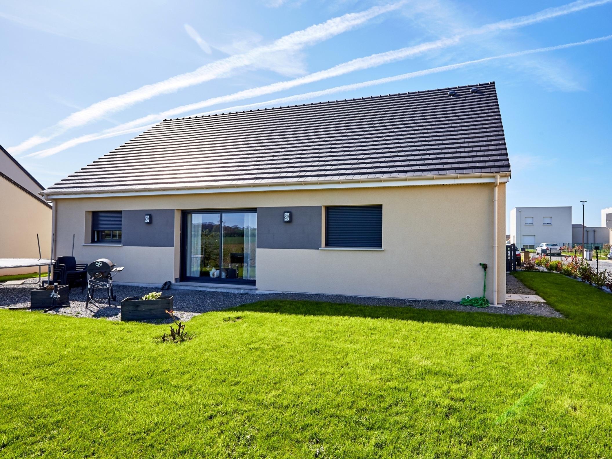 Votre maison + terrain à Sainte-Croix-sur-Buchy  - 76750