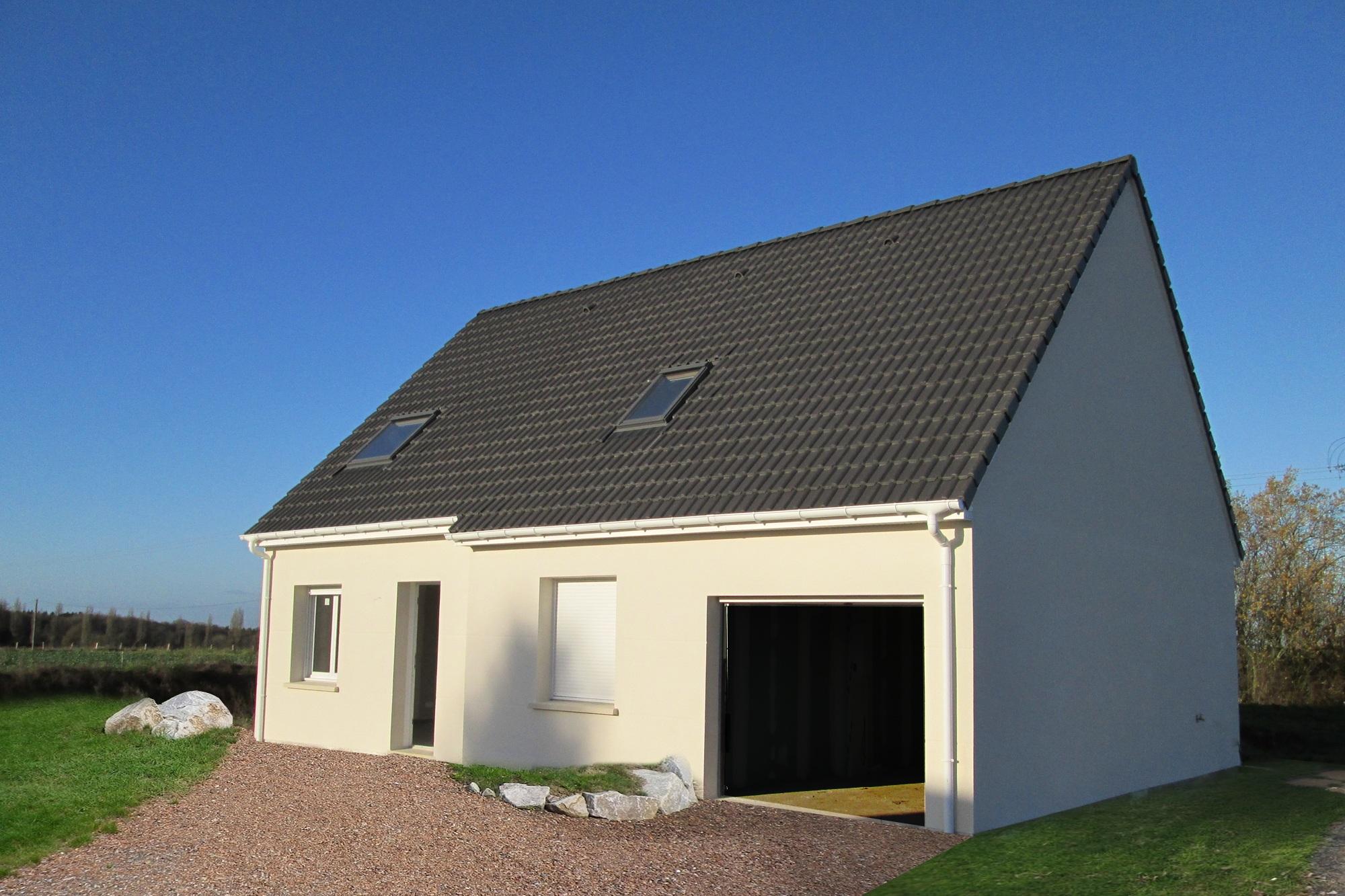 Votre maison + terrain à Pont-Audemer (27)