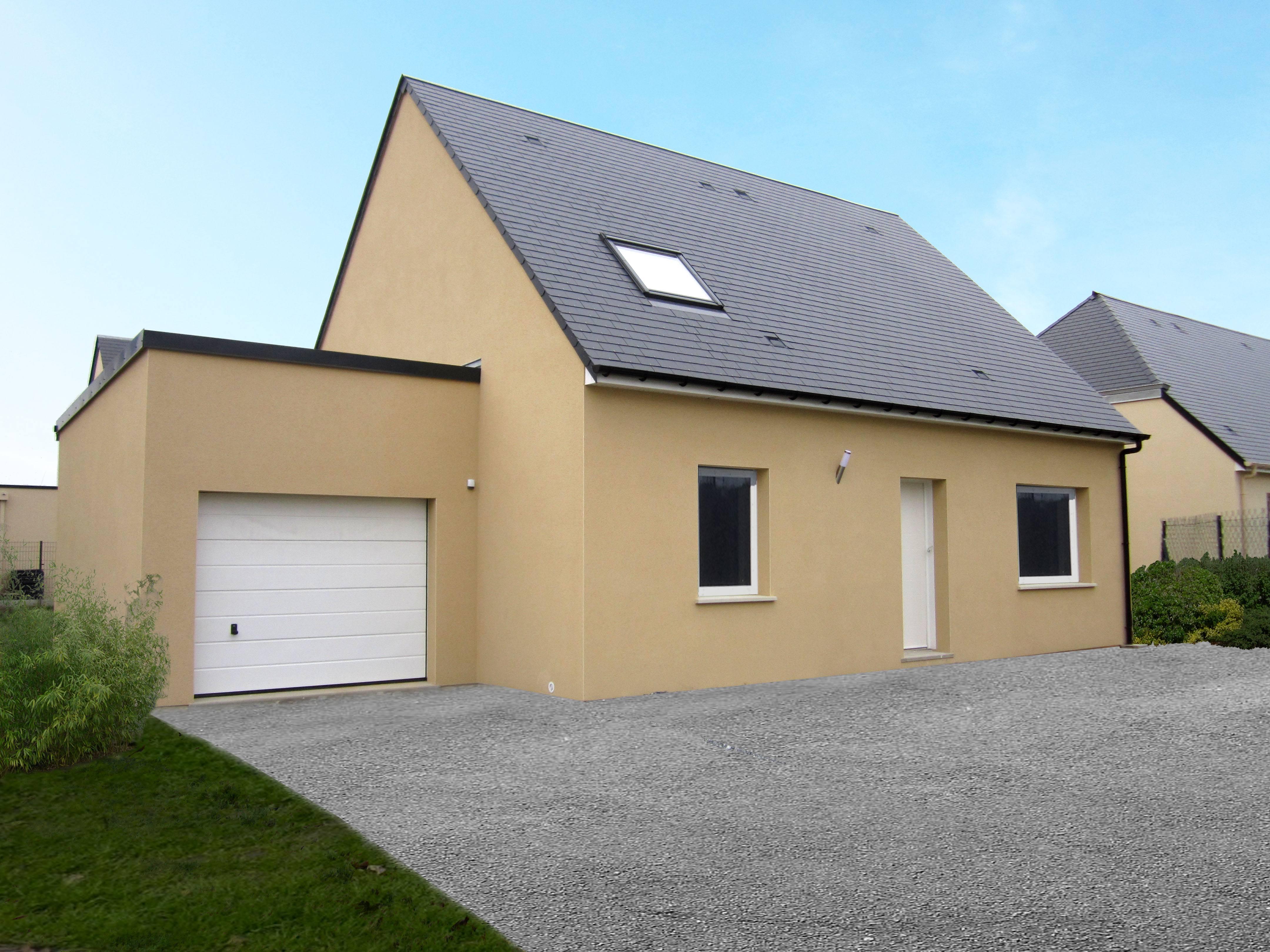 Votre maison + terrain à Touques  - 14800