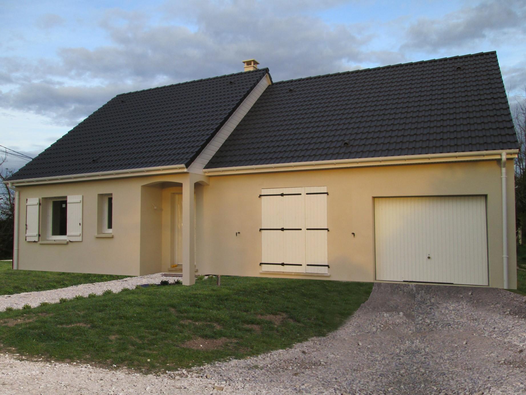 Votre maison + terrain à Moyaux  - 14590