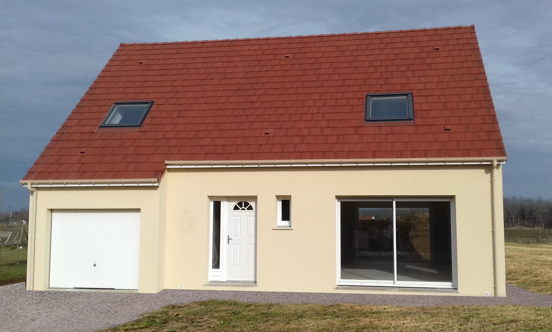 Votre maison + terrain à Bernay  - 27300