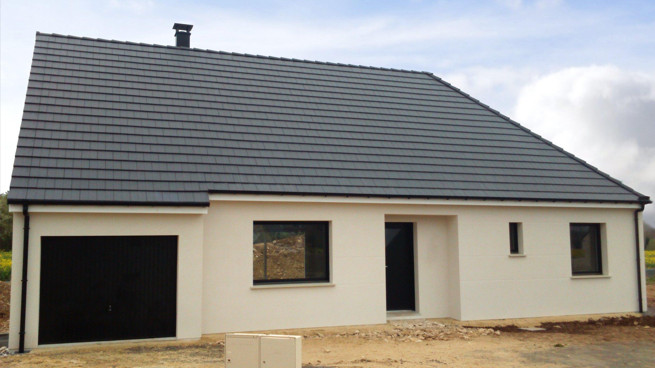 Votre maison + terrain à Orbec  - 14290