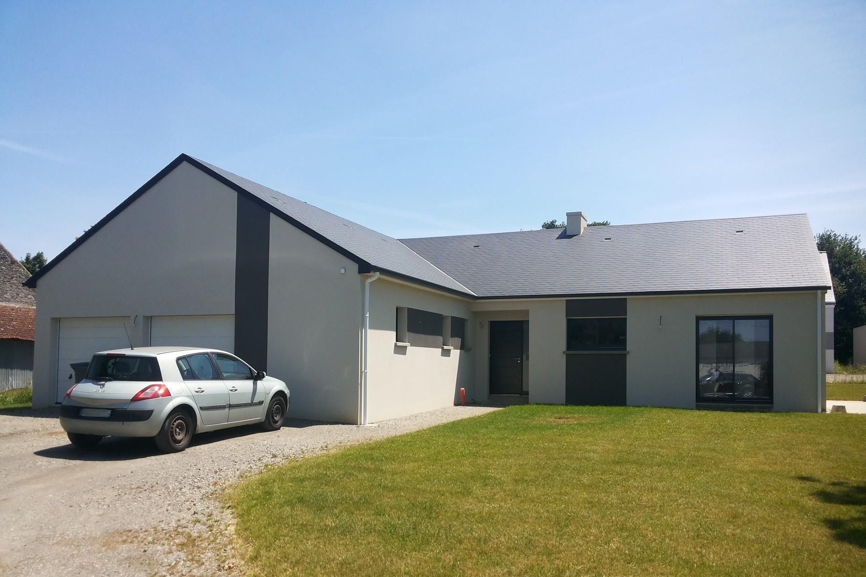 Votre maison + terrain à Honfleur  - 14600