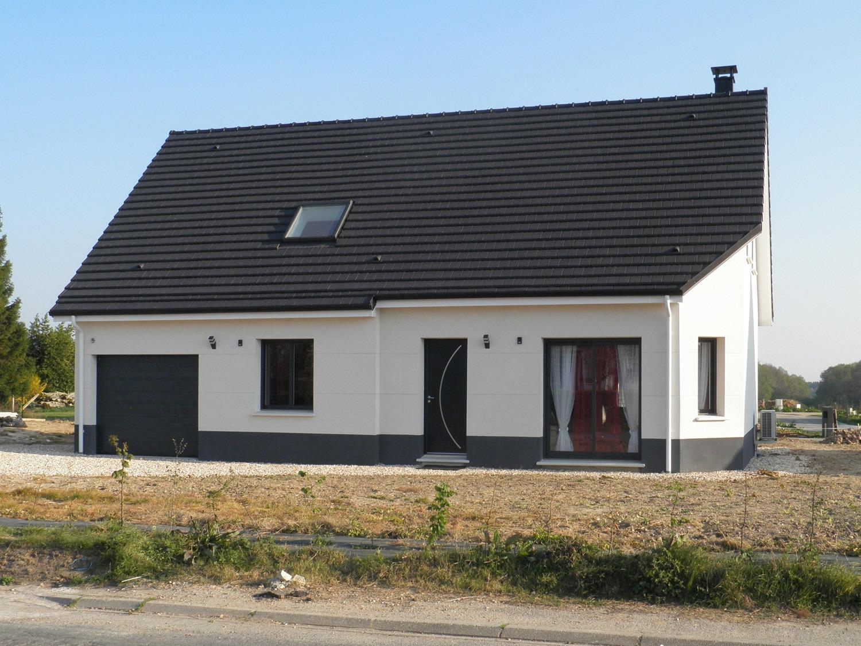 Votre maison + terrain à Le Breuil-en-Auge  - 14130