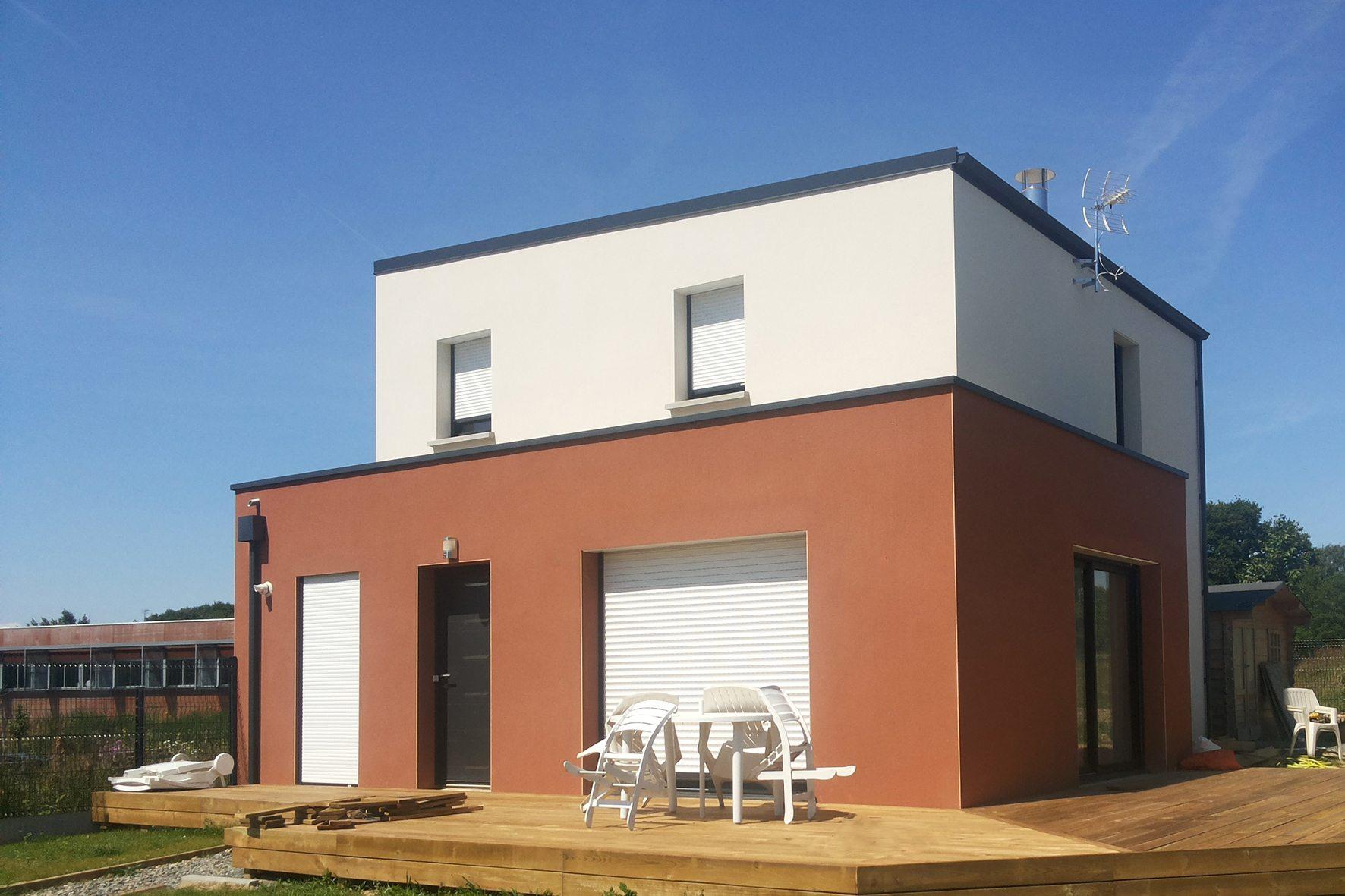 Votre maison + terrain à Livarot  - 14140