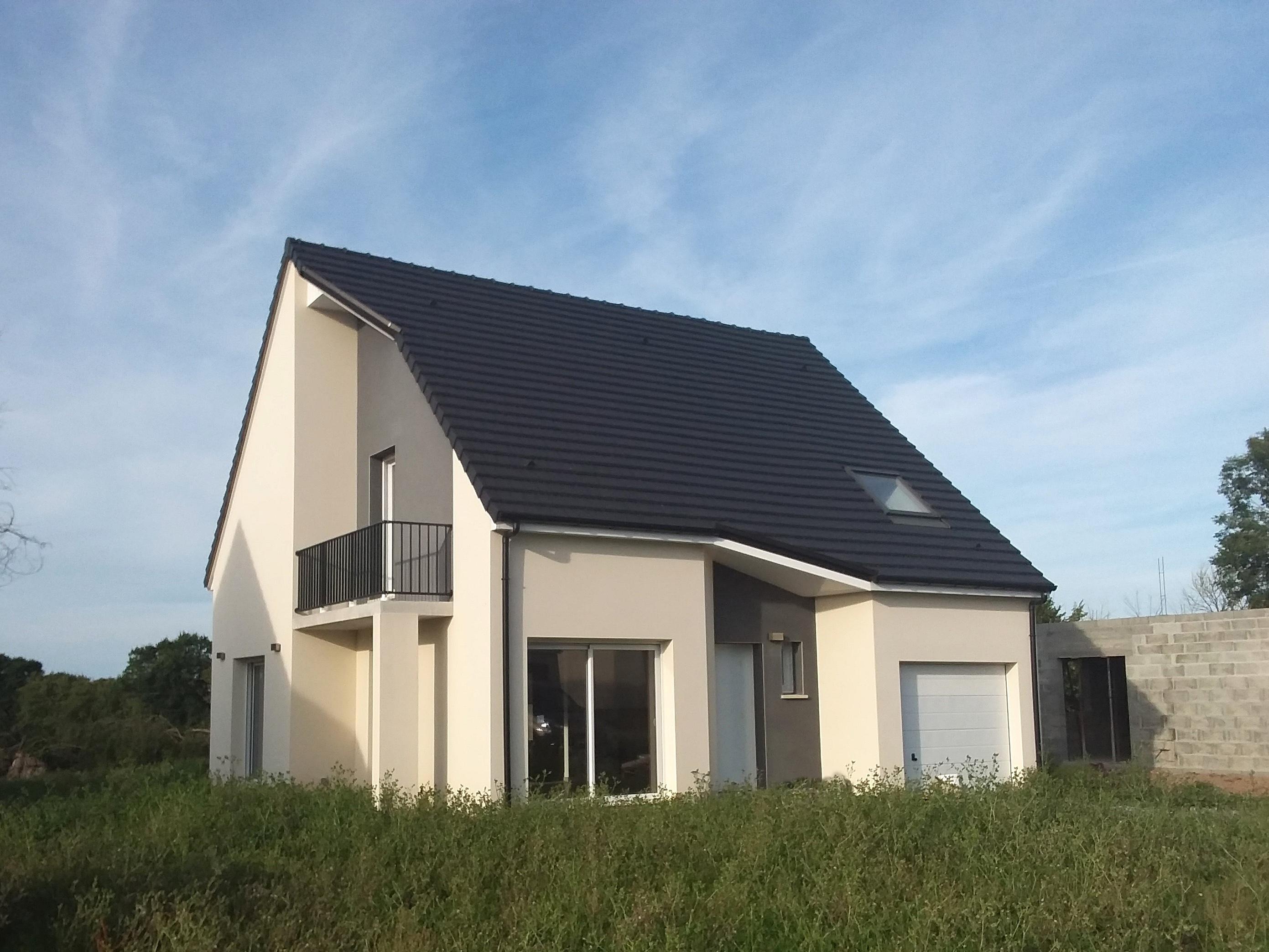 Votre maison + terrain à Condé-sur-Risle (27)