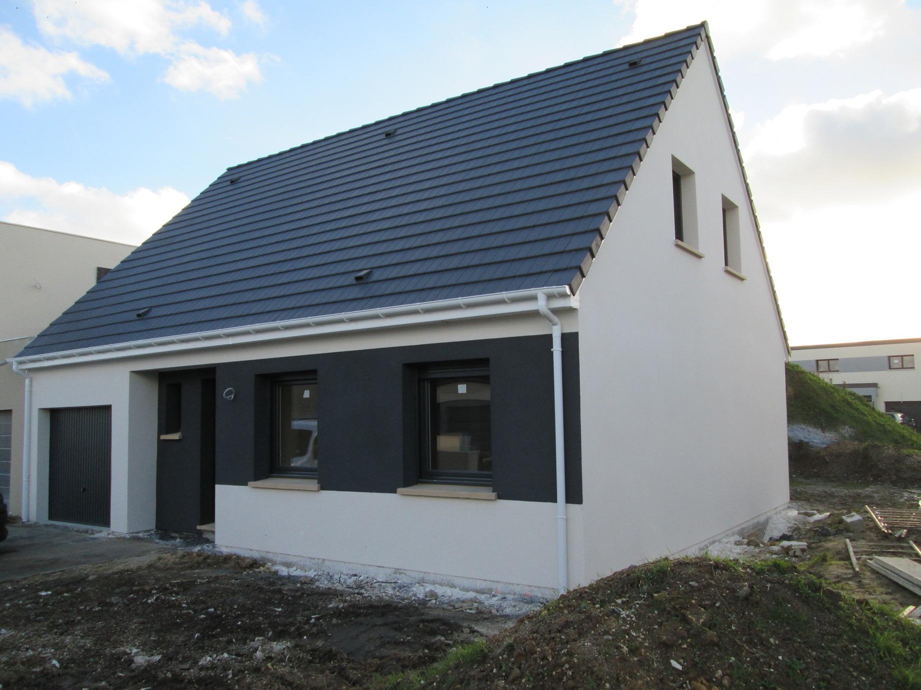Votre maison + terrain à Bonneville-la-Louvet  - 14130