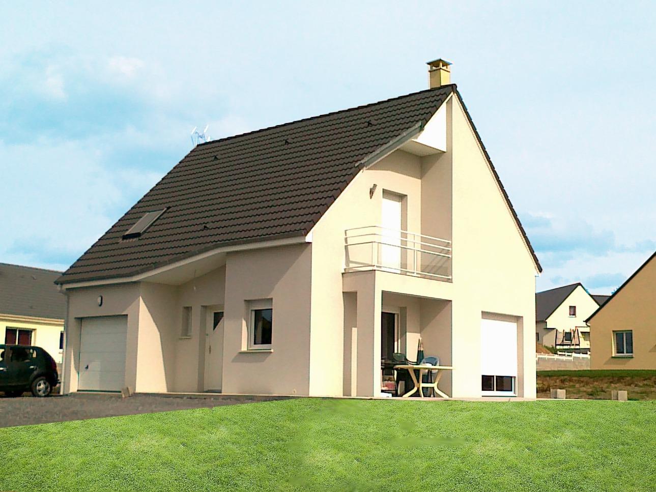 Votre maison + terrain à Limetz-Villez  - 78270