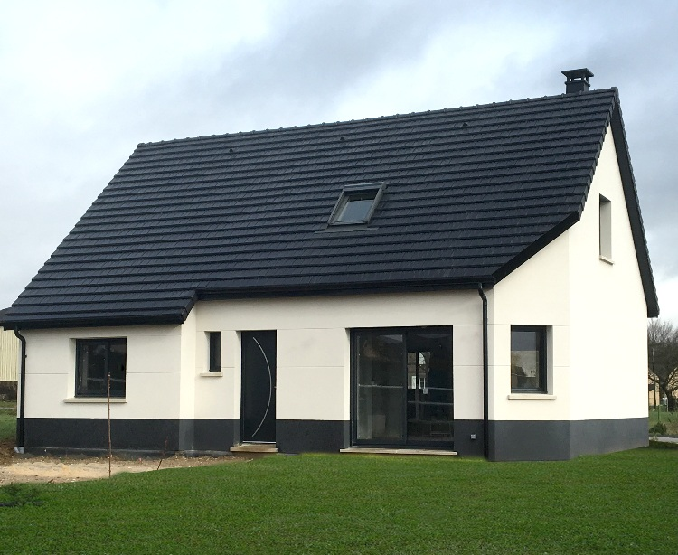 Votre maison + terrain à Dreux (28)