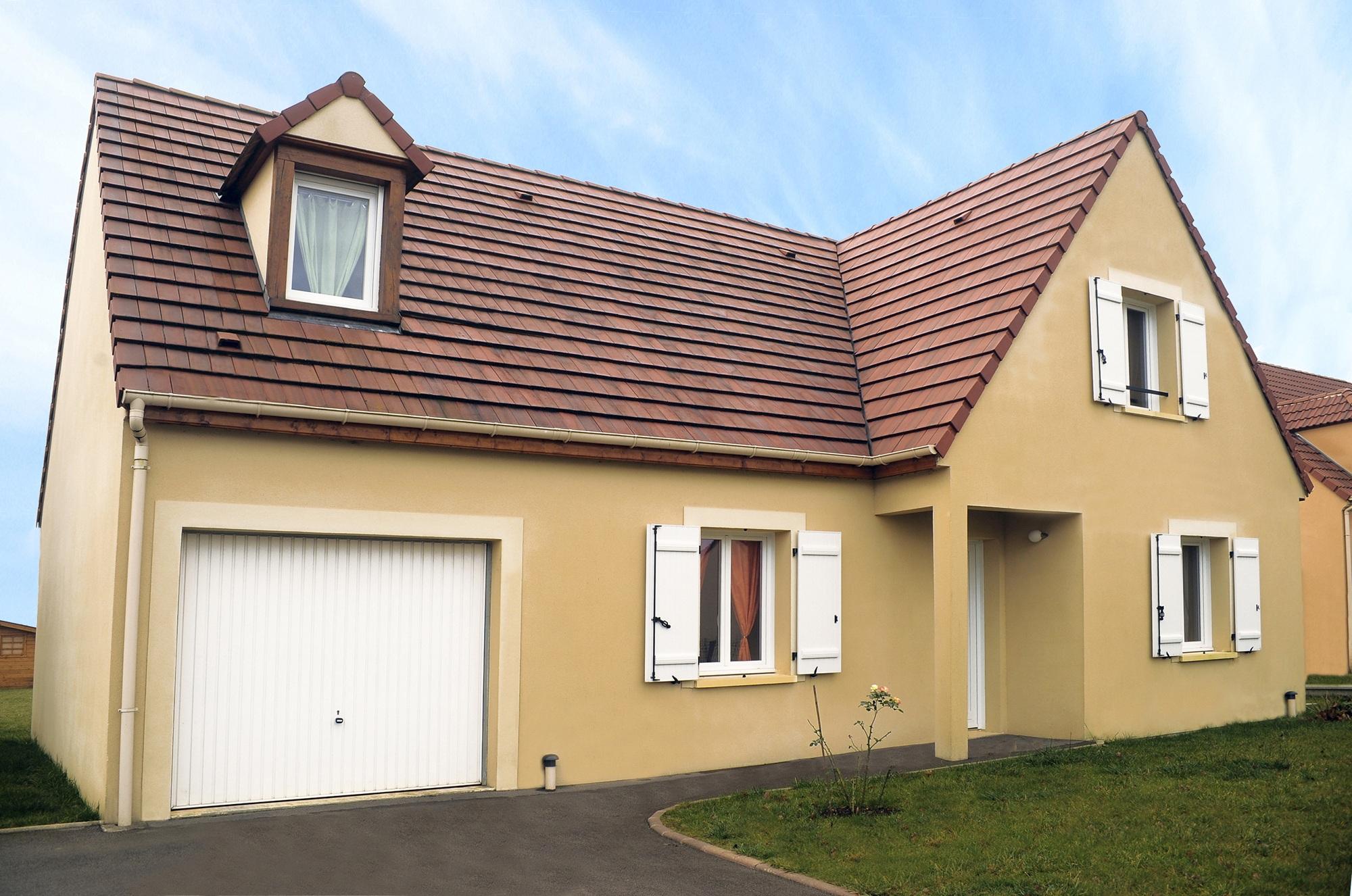 Votre maison + terrain à Anet  - 28260