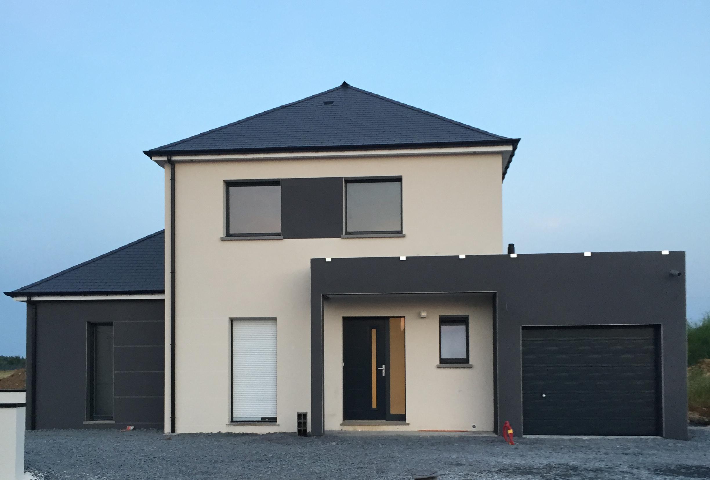 Votre maison + terrain à La Chaussée-d'Ivry  - 28260