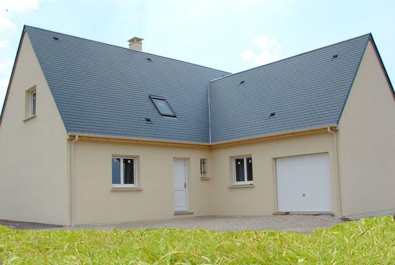 Votre maison + terrain à Les Mureaux  - 78130