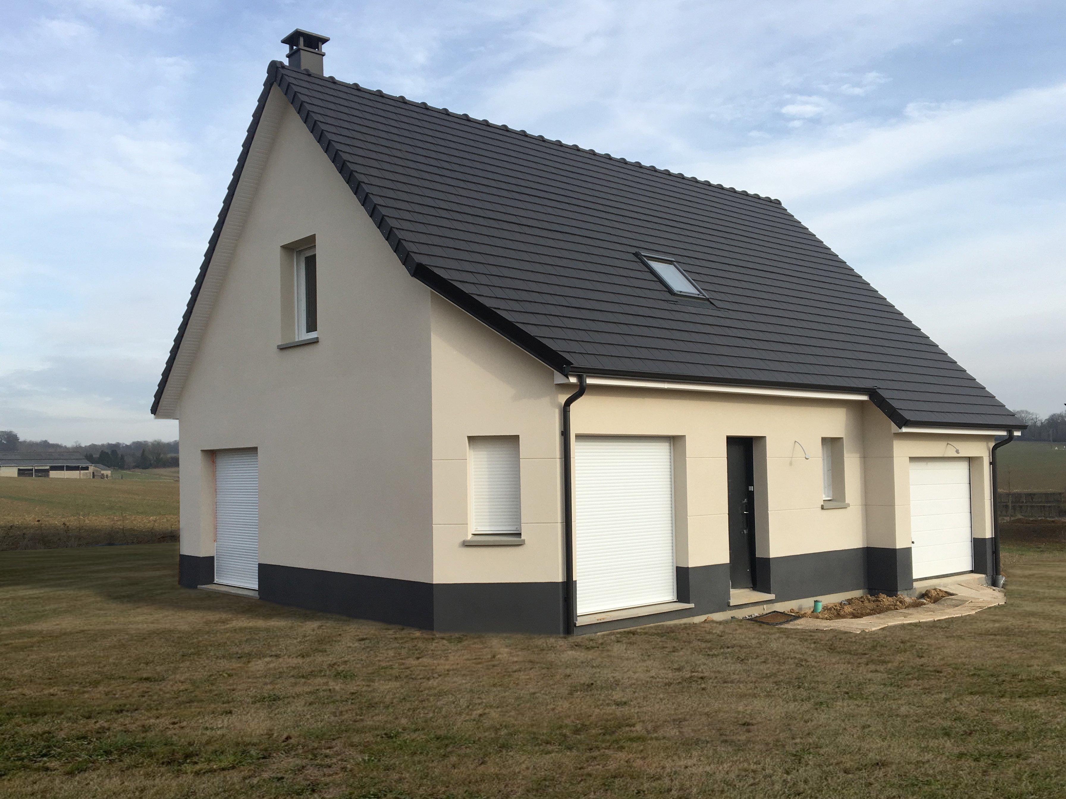Votre maison + terrain à Bonnières-sur-Seine  - 78270