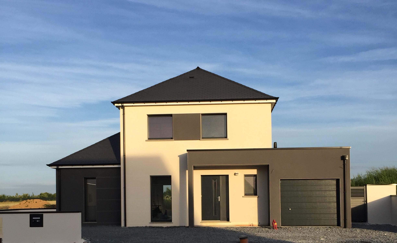 Votre maison + terrain à Hardricourt  - 78250