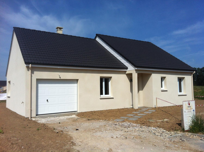 Votre maison + terrain à Broglie  - 27270
