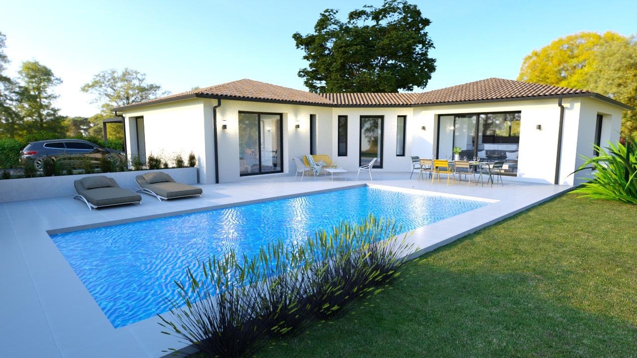 Maison A Construire Asques 33240 Gironde