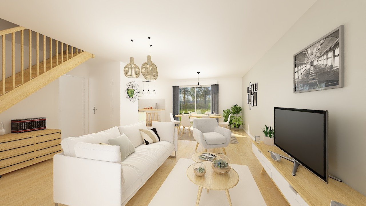 Programme immobilier neuf Maison à St Pathus
