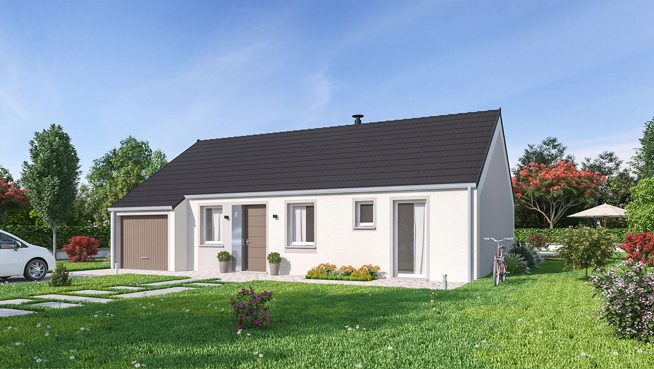 Programme immobilier neuf Maison à Ailly sur Somme