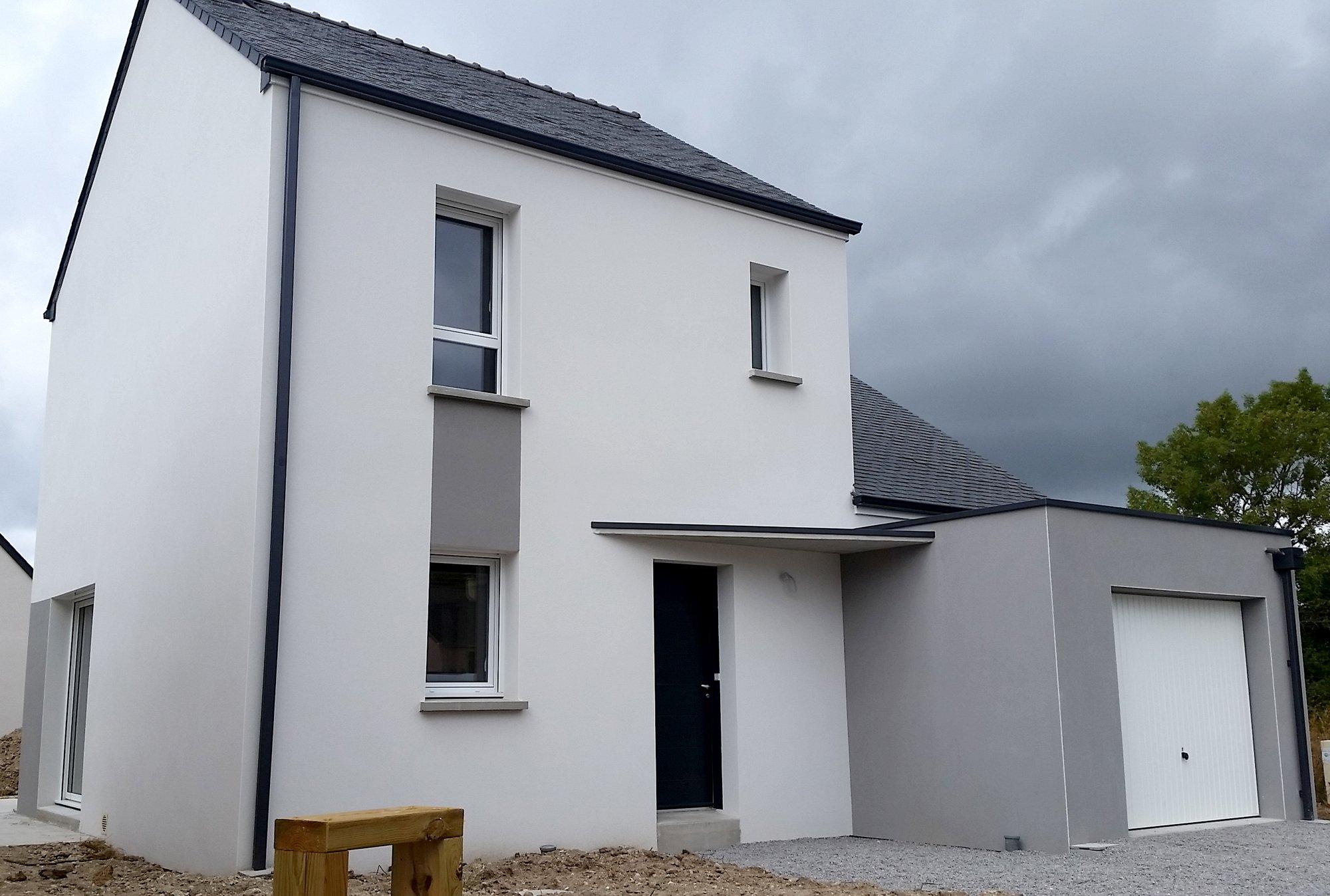 Programme immobilier neuf Maison à Monterfil