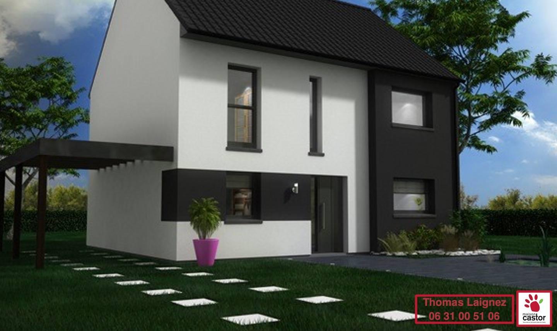 Votre maison + terrain à Bersée  - 59235