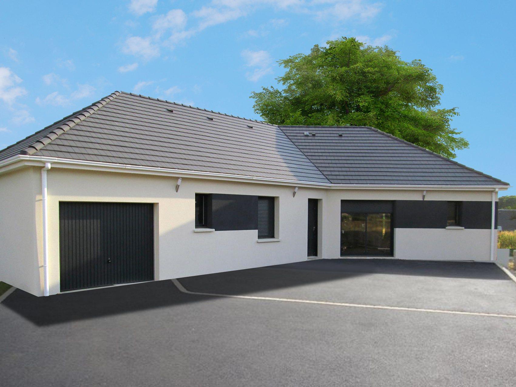Votre maison + terrain à Rocquancourt  - 14540
