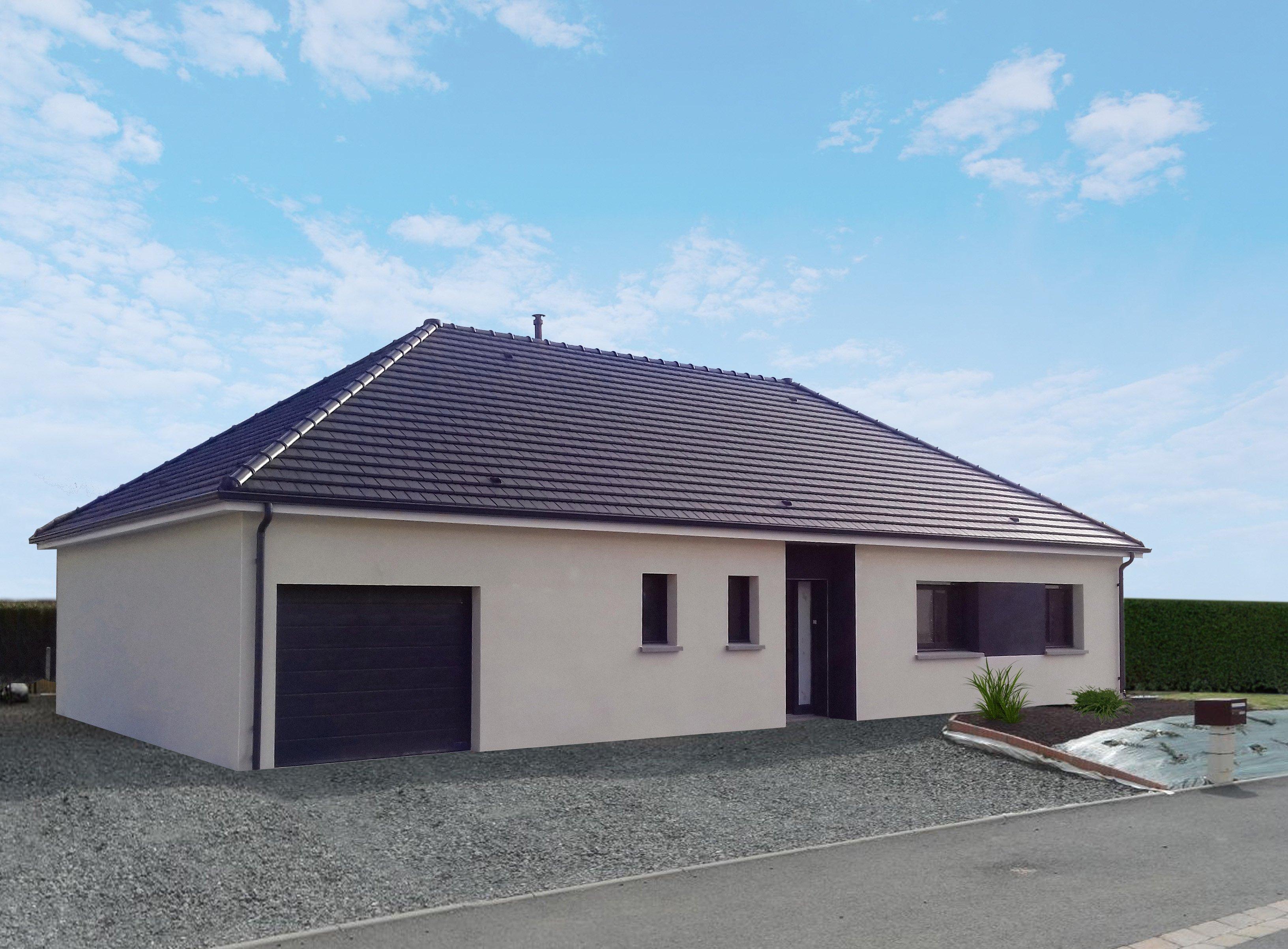 Votre maison + terrain à Bellengreville  - 14370
