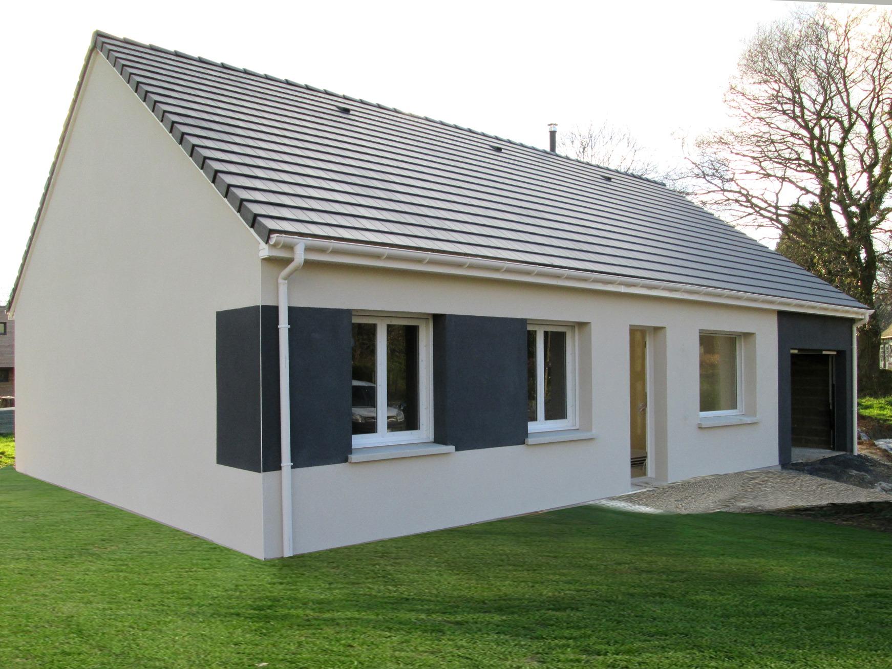 Votre maison + terrain à Bourguébus  - 14540