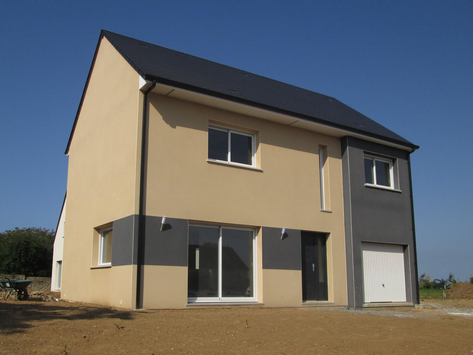 Votre maison + terrain à Douvres-la-Délivrande  - 14440