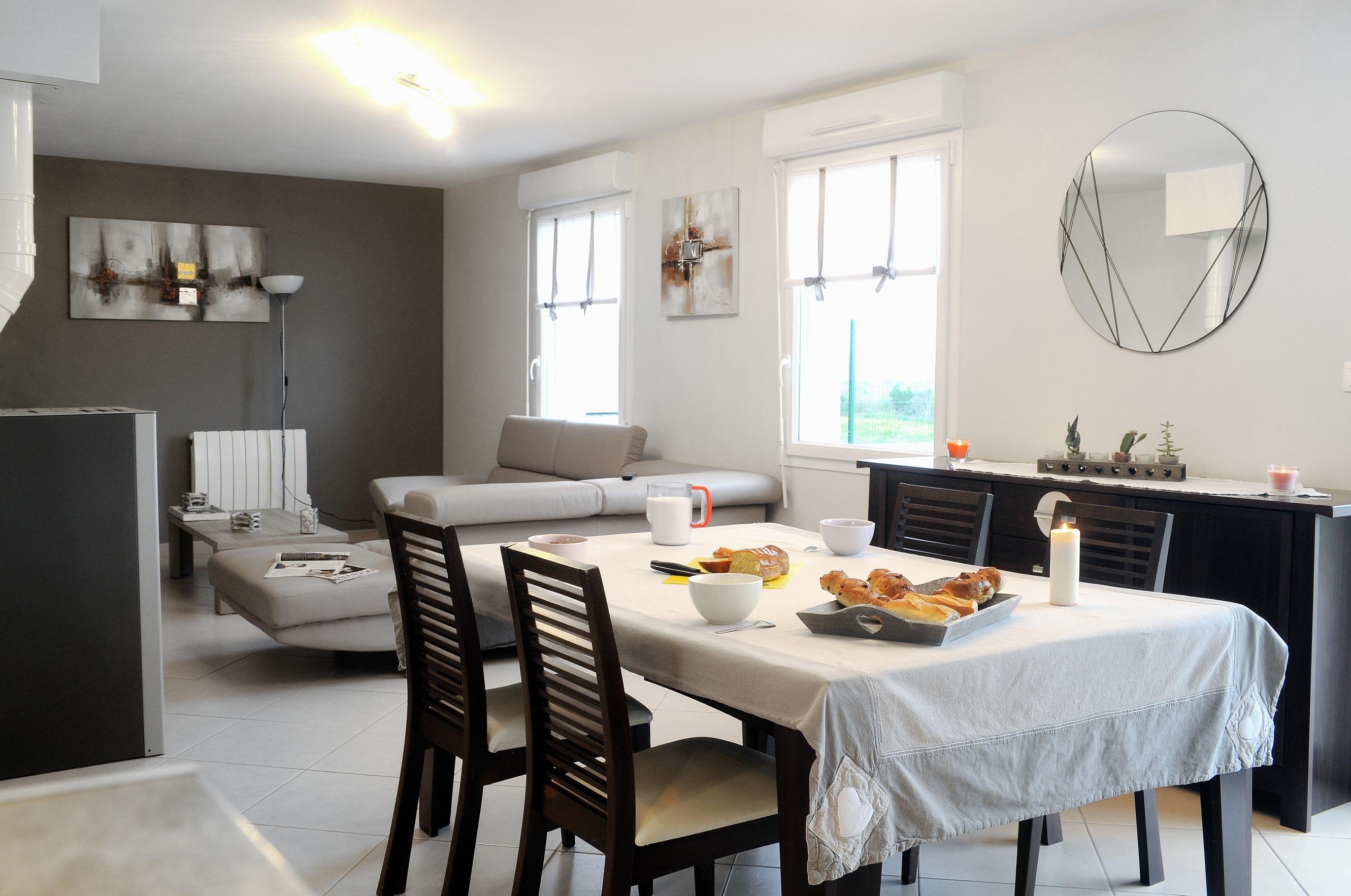 Votre maison + terrain à Banneville-la-Campagne  - 14940