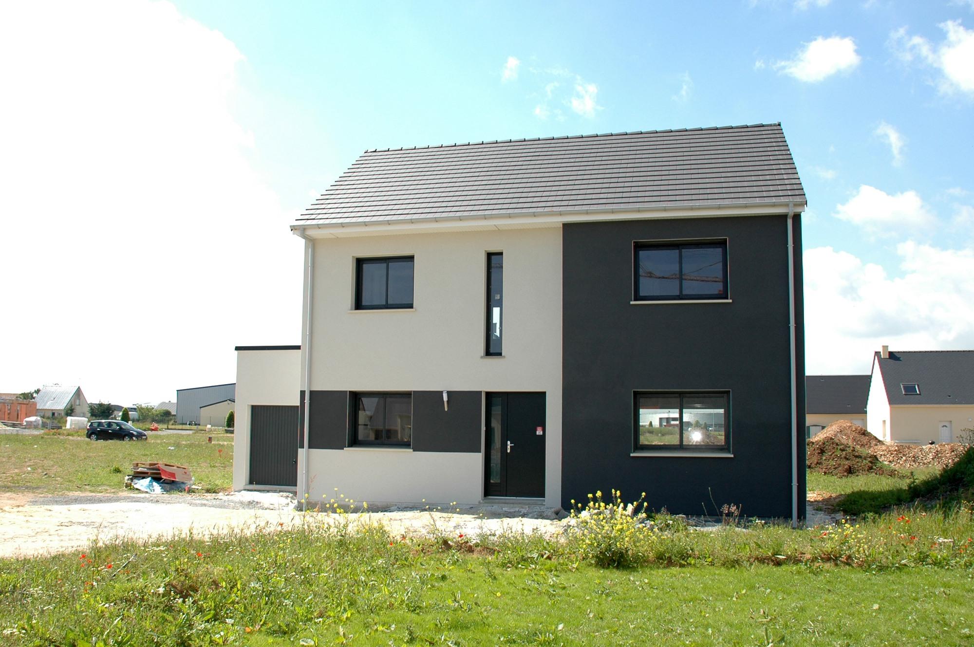 Votre maison + terrain à Secqueville-en-Bessin  - 14740