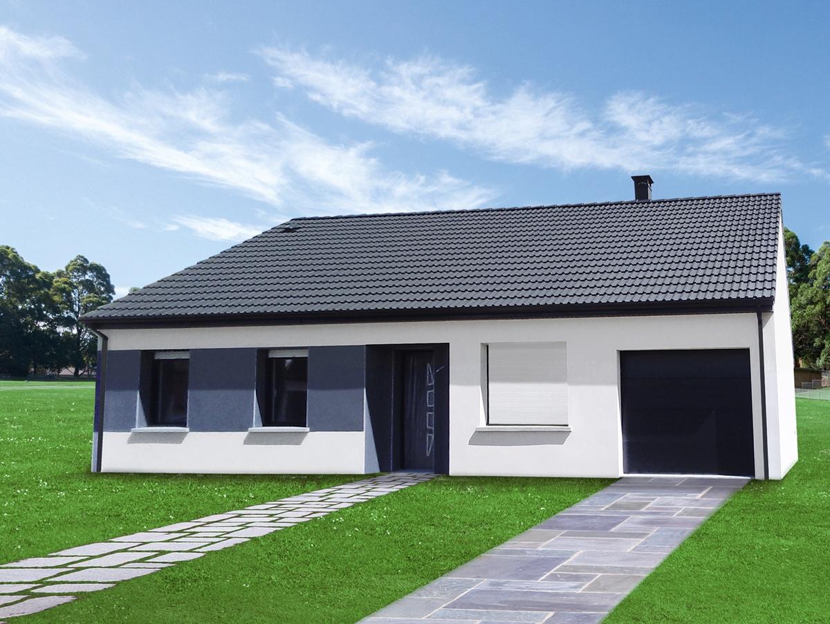 Votre maison + terrain à Ifs  - 14123