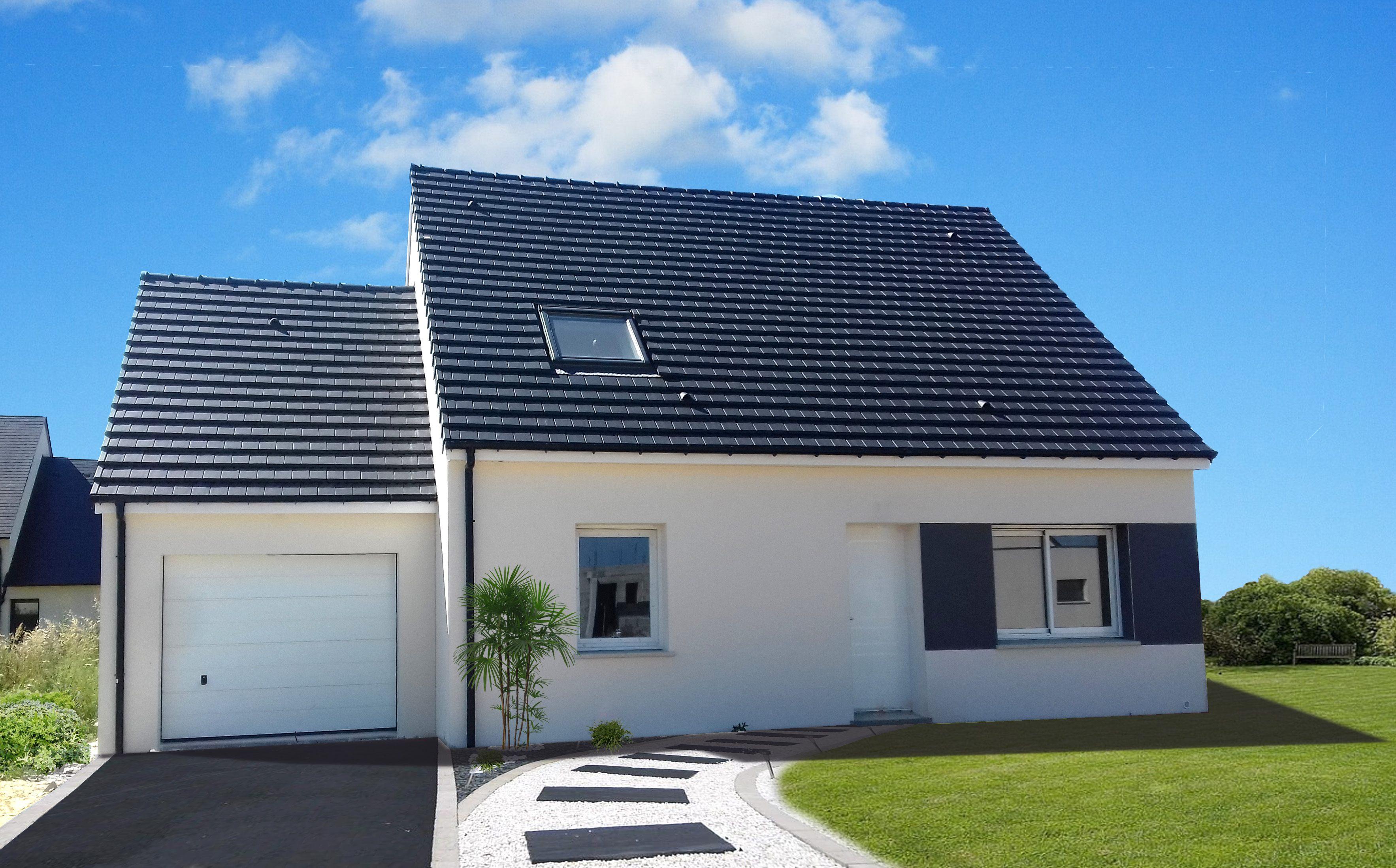 Votre maison + terrain à Gavrus  - 14210