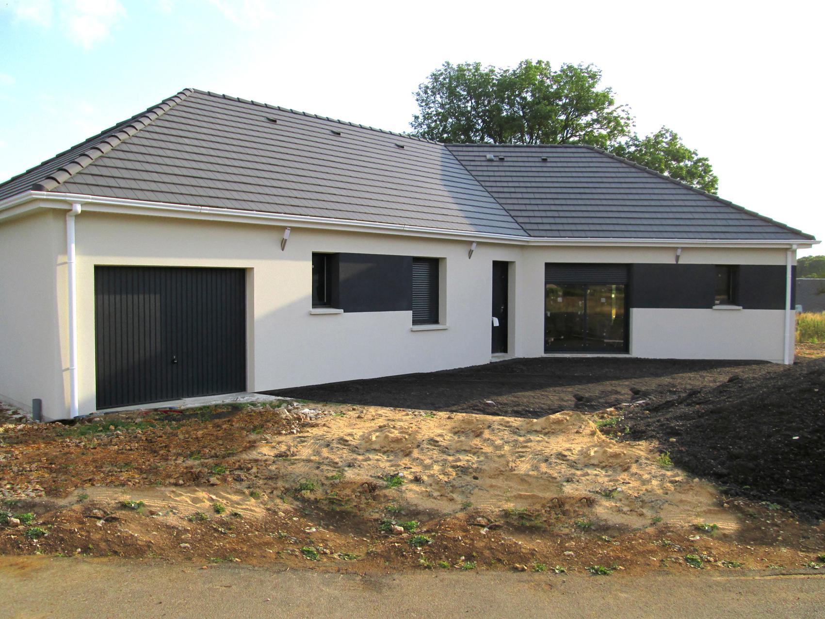 Votre maison + terrain à Ouilly-le-Vicomte  - 14100