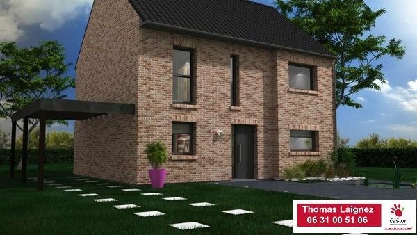 Votre maison + terrain à Berthen  - 59270