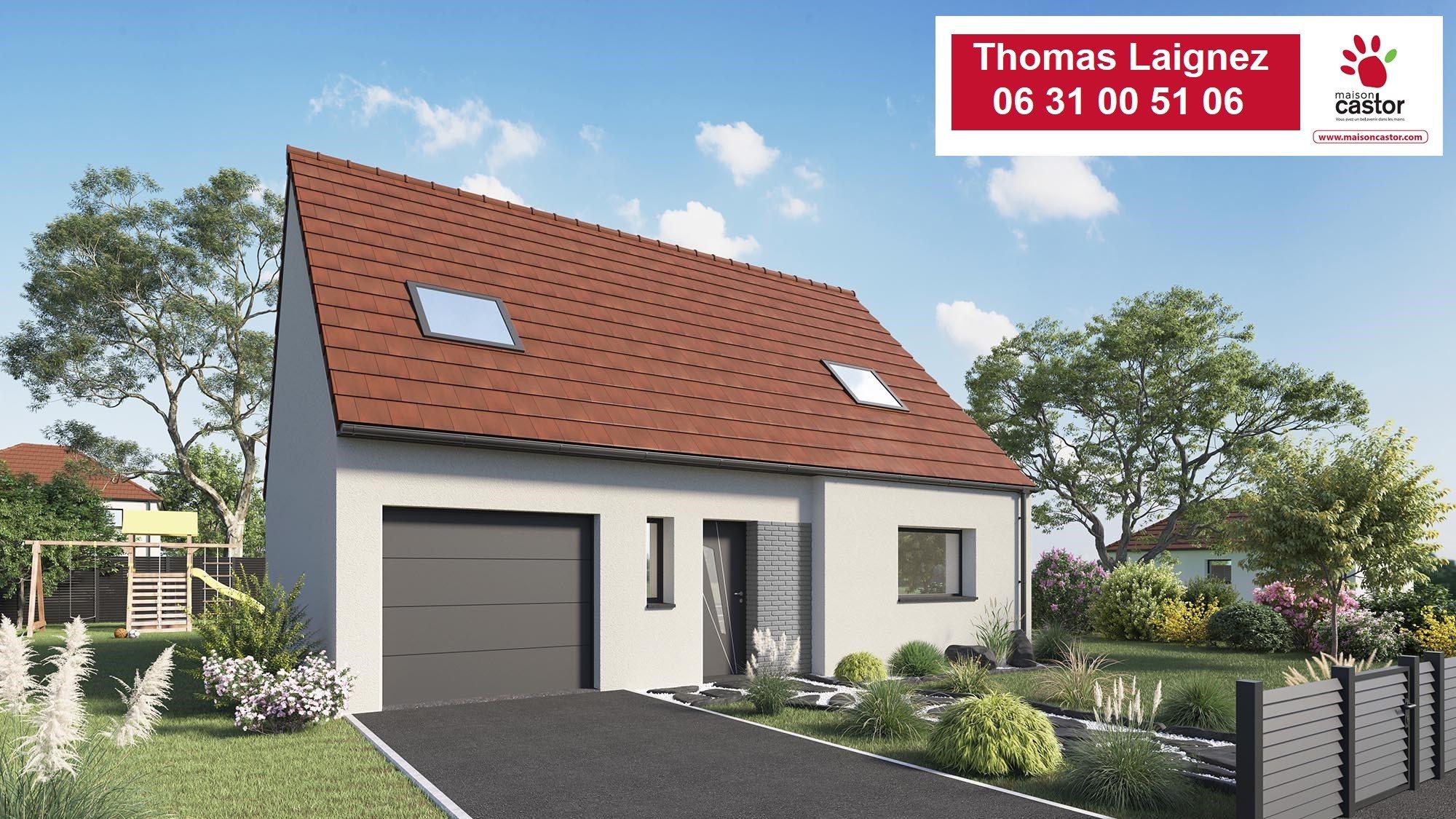 Votre maison + terrain à Ville-en-Tardenois  - 51170