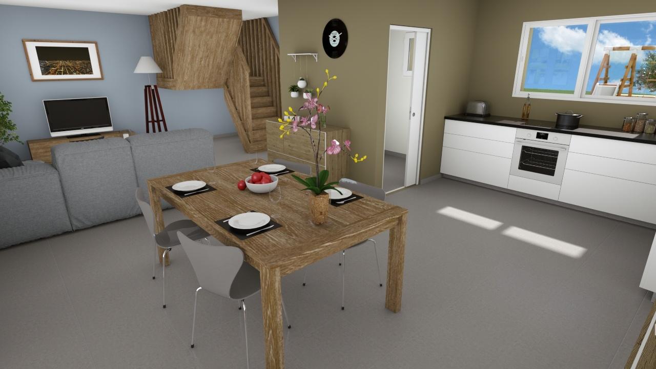 Programme immobilier neuf Maison à Saussan