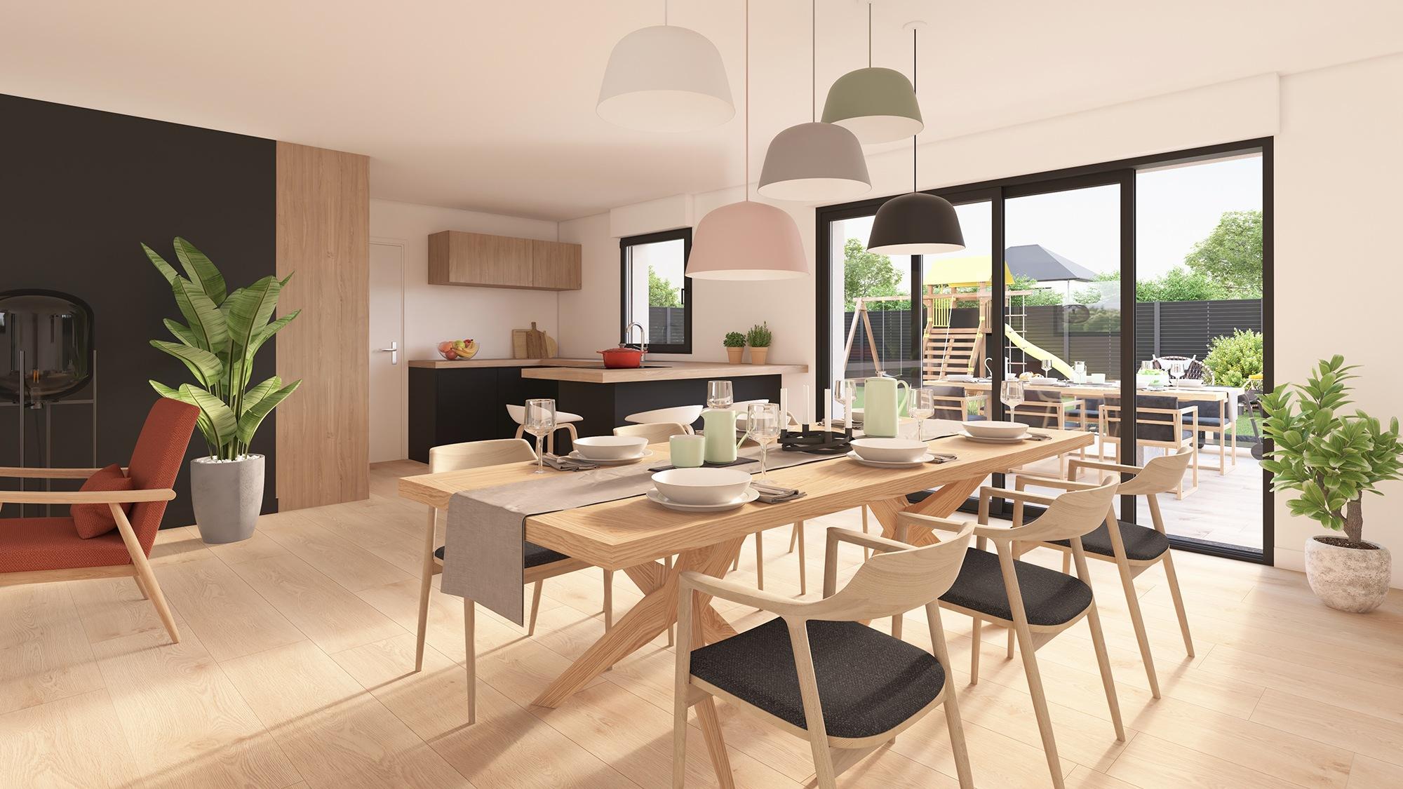 Votre maison + terrain à Wargnies-le-Grand  - 59144