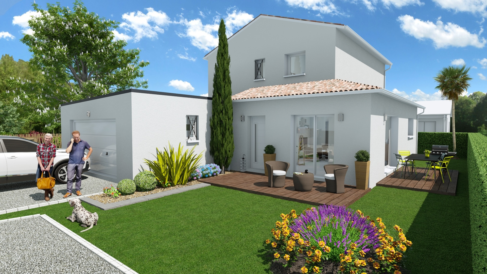 Programme immobilier neuf Maison à Gargas