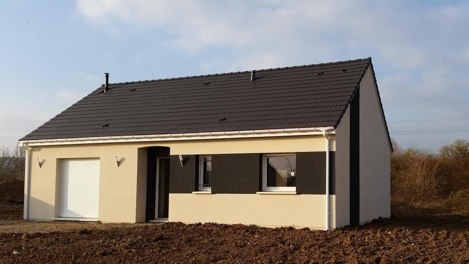 Votre maison + terrain à Grainville-sur-Odon  - 14210