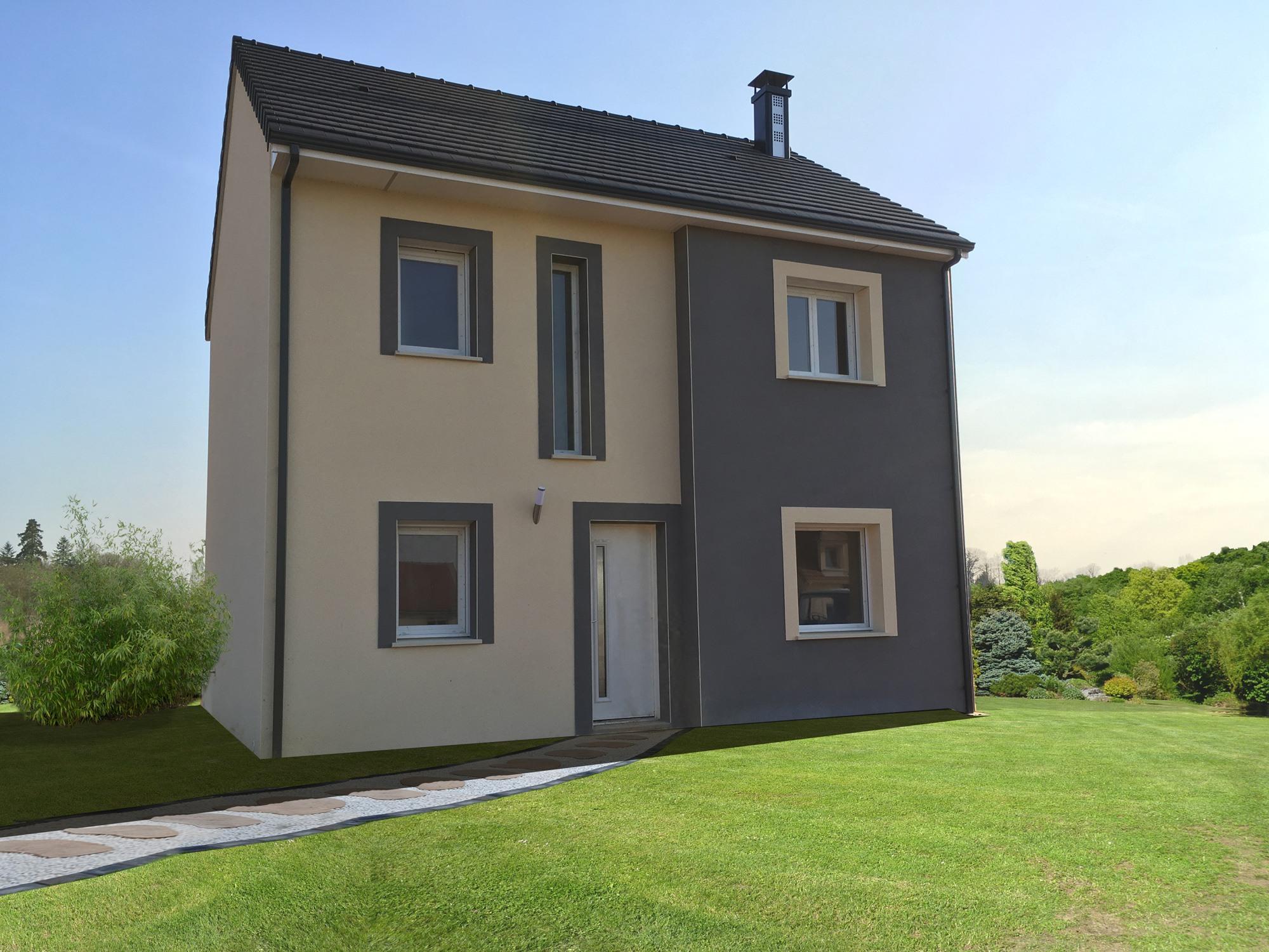 Votre maison + terrain à Moult  - 14370