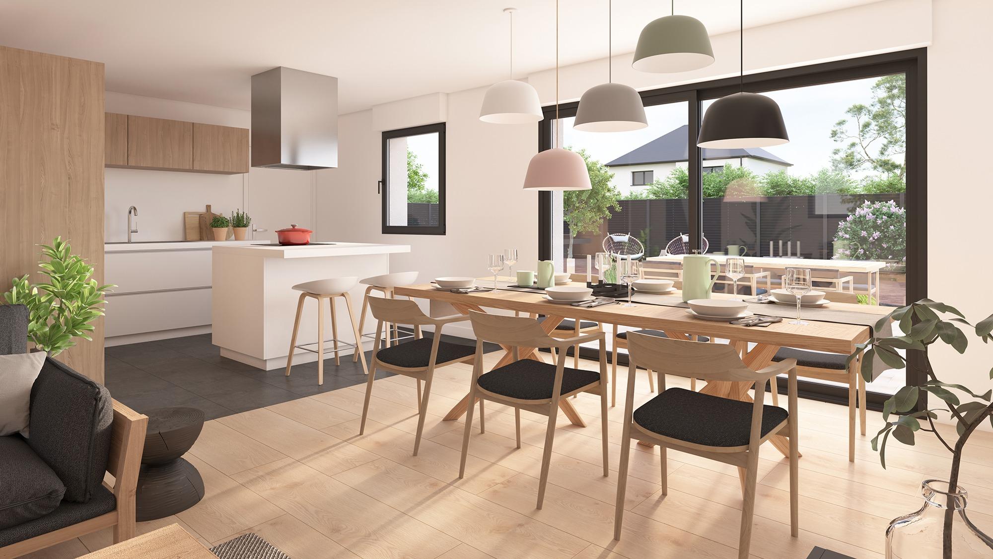Votre maison + terrain à Maltot  - 14930