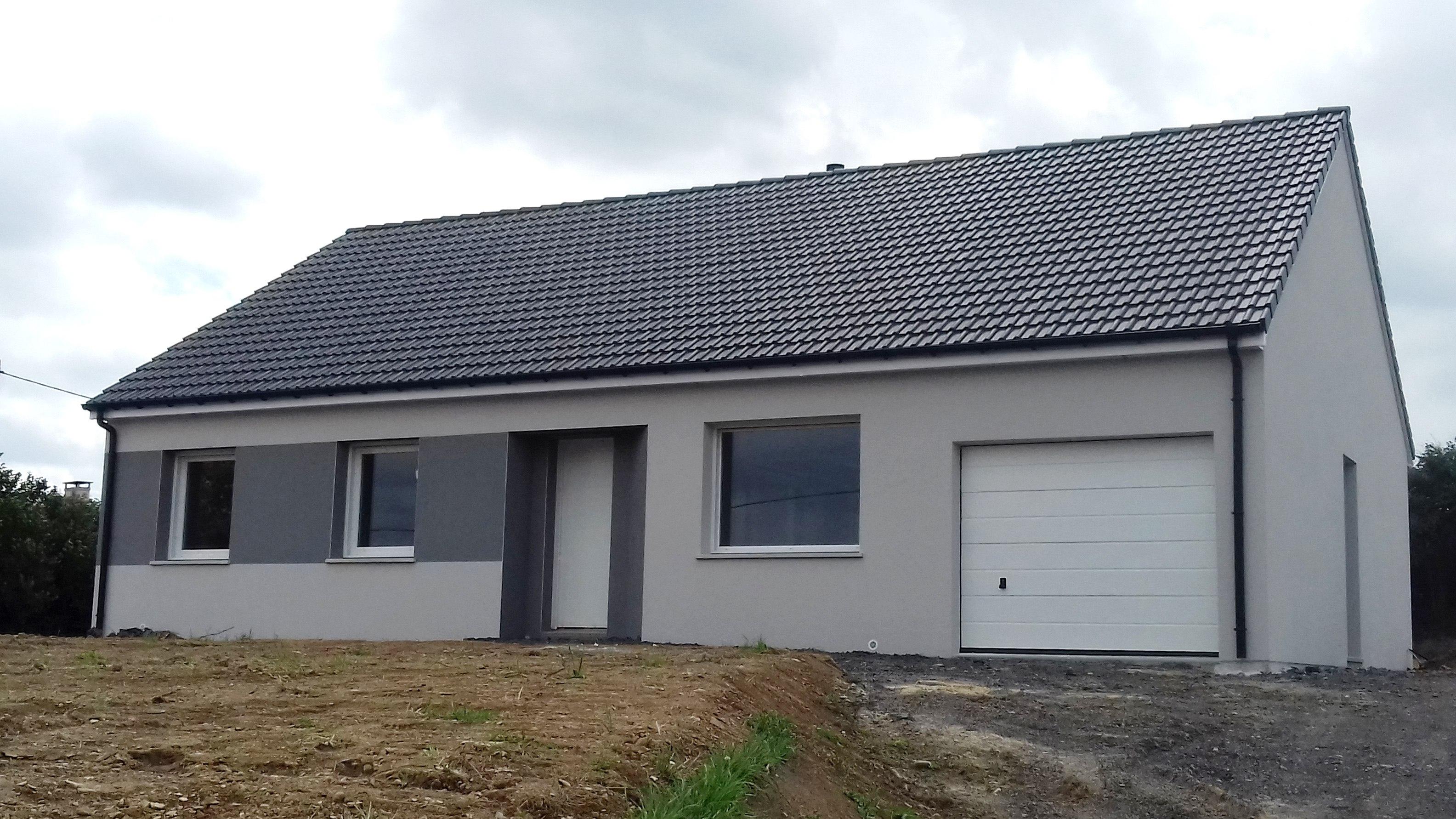 Votre maison + terrain à Saint-Sylvain (14)